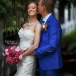 Свадебная фотосессия в усадьбе